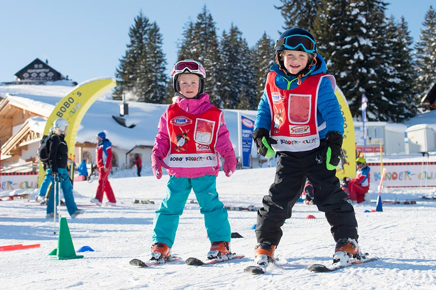 Familienurlaub Lofer Winter